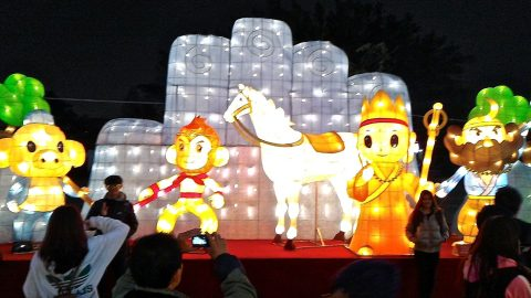台北ランタンフェスティバル15