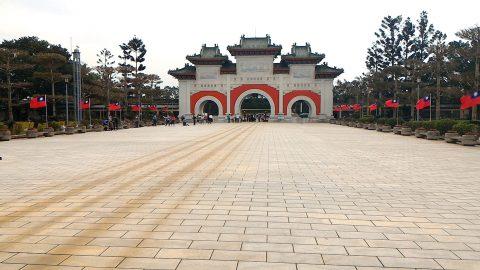 忠烈祠大門2