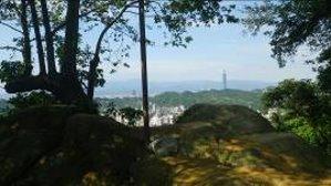 仙跡岩風景区