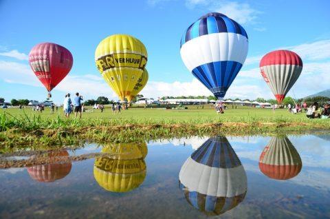 気球フェス
