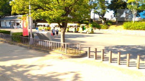 大阪城公園ロードトレイン
