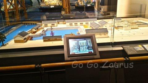 大阪市歴史博物館展示15