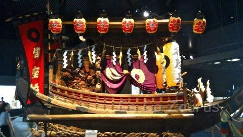 大阪市歴史博物館展示24