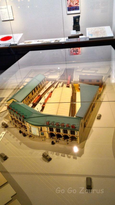 大阪市歴史博物館展示49
