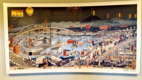 大阪市歴史博物館展示53