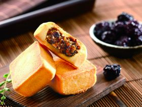 犁記餅店 クランベリー鳳梨酥 出典:chiate88.com