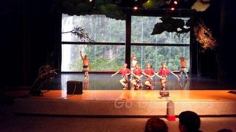 泰雅族のショー