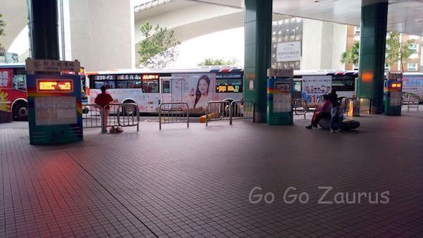新店バスセンター