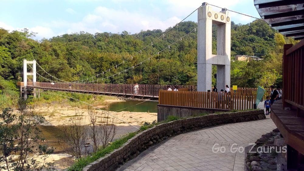 四廣澤吊橋