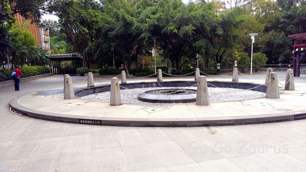 北投公園噴水