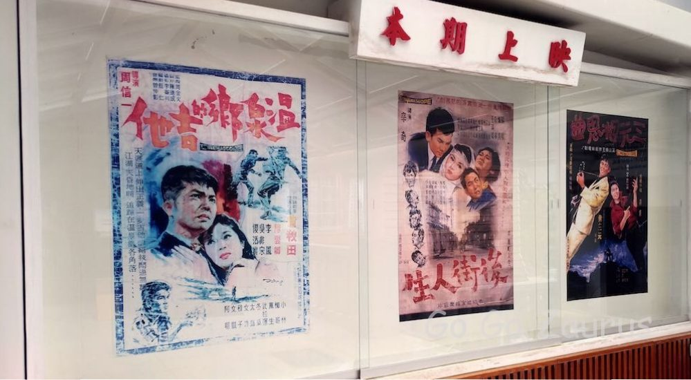 昔の日本映画と雰囲気がそっくり