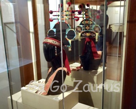 北投文物館 展示物