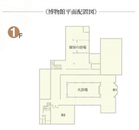 1階平面図 出典:公式サイト