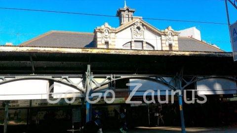 懐かしい旧台中駅