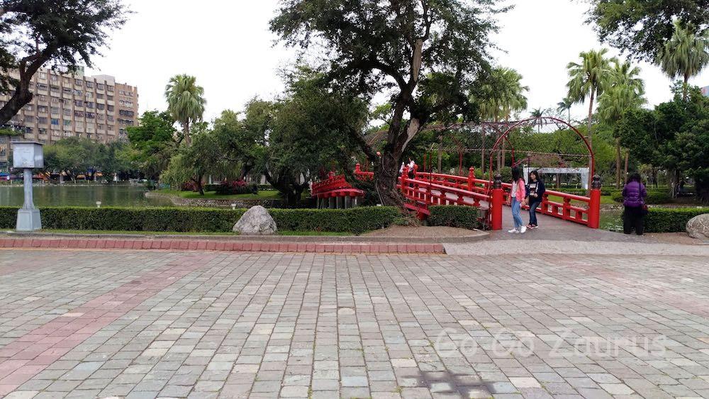 台中公園中山橋