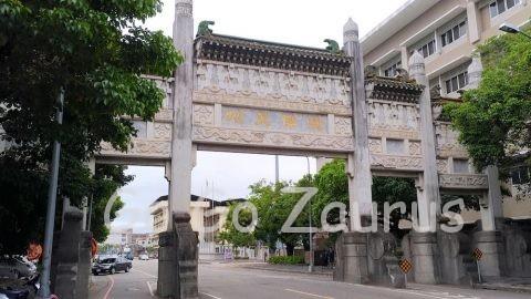 台中孔廟牌坊