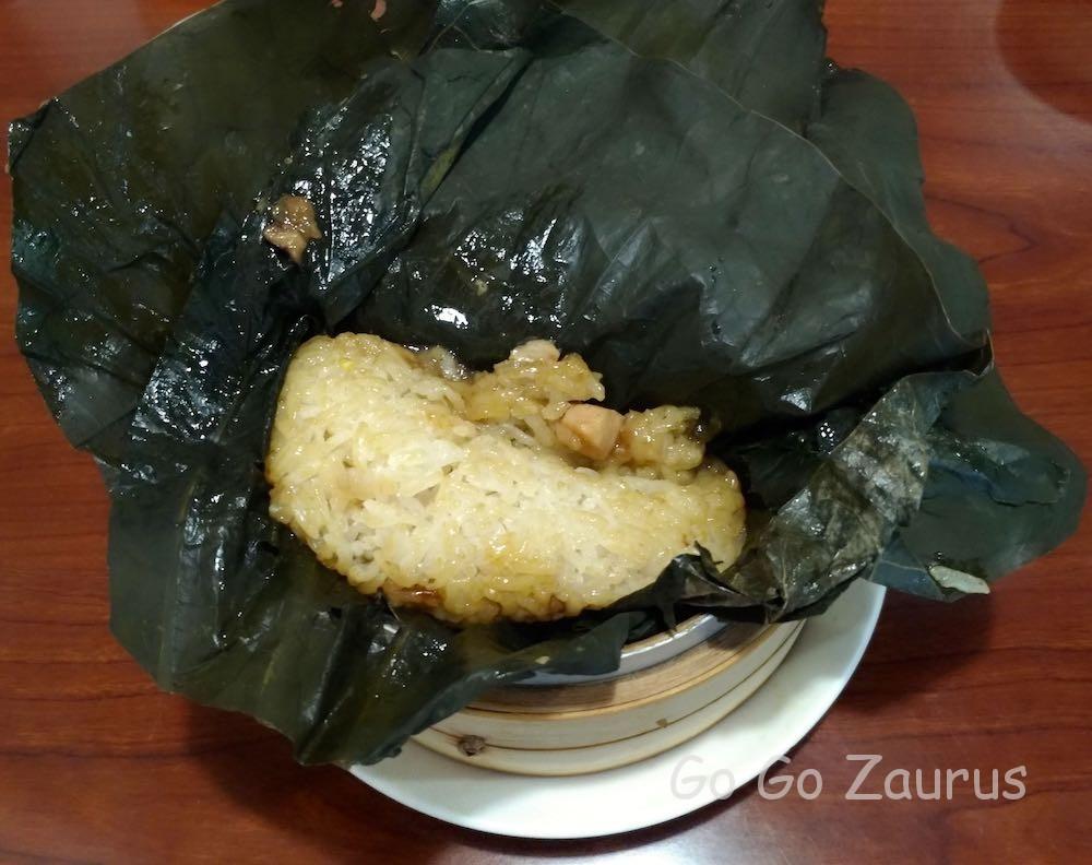 荷葉糯米雞