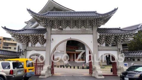 宝覚禅寺正門