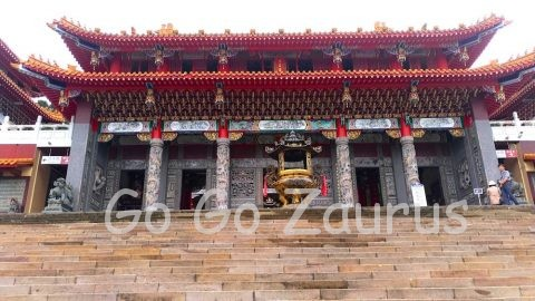 文武廟拝殿