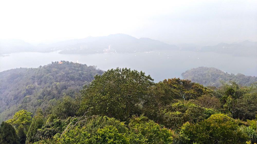 慈恩塔からの景色