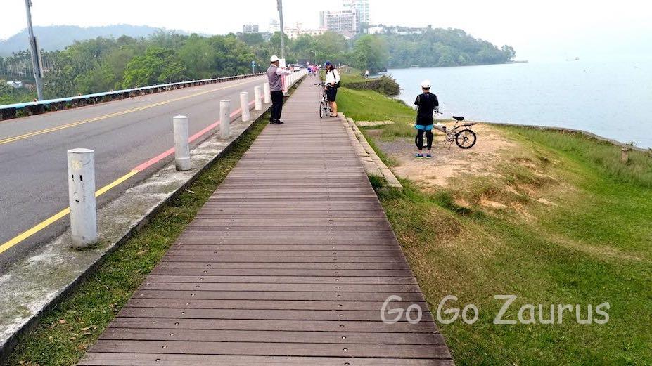 向山自転車道