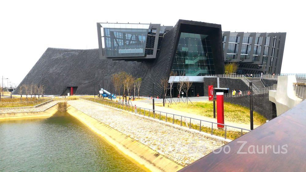 國立故宮博物院南院