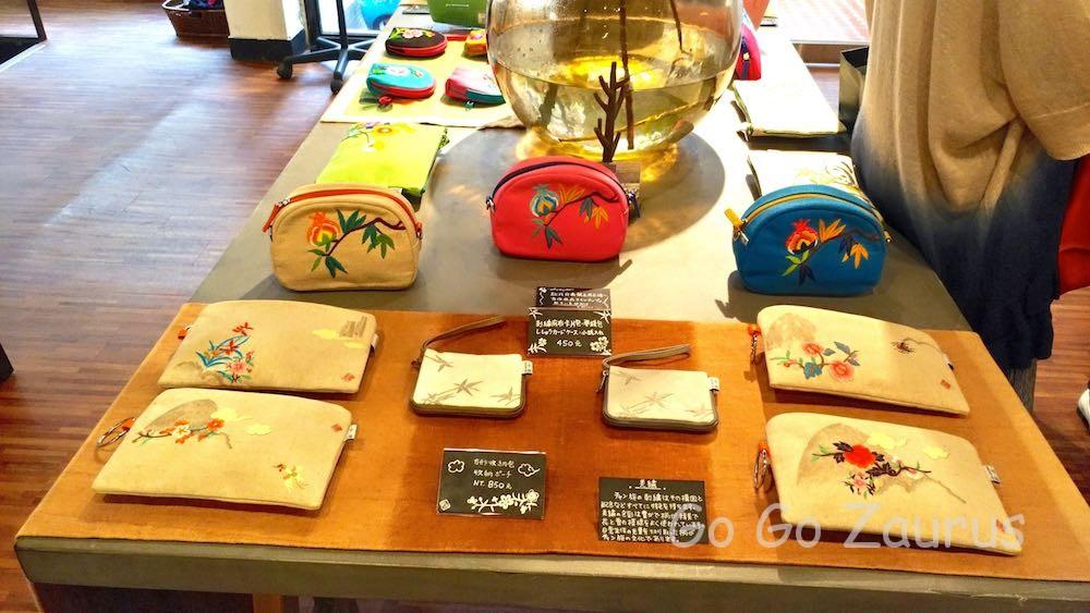 チャン族刺繍の商品