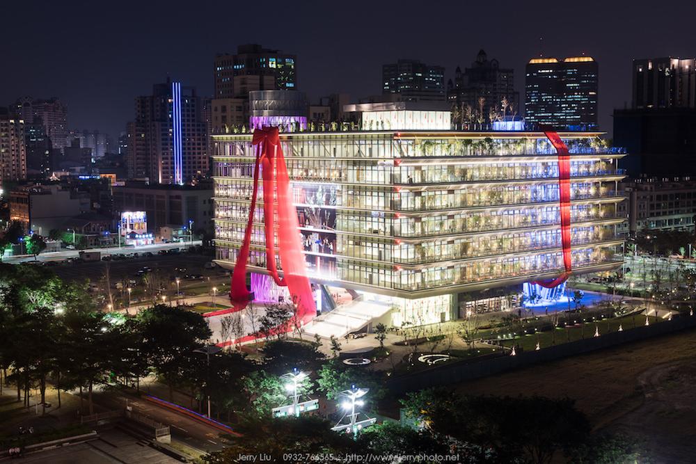 高雄市立図書館 photo by Jerry Liu