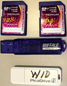 USB&SD