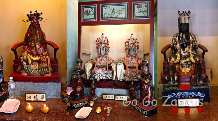 道教の神々