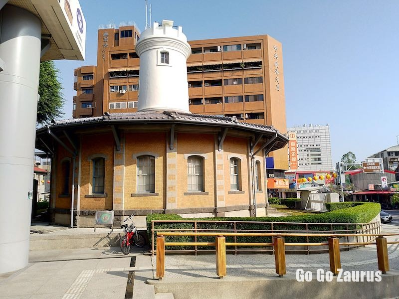元台南測候所