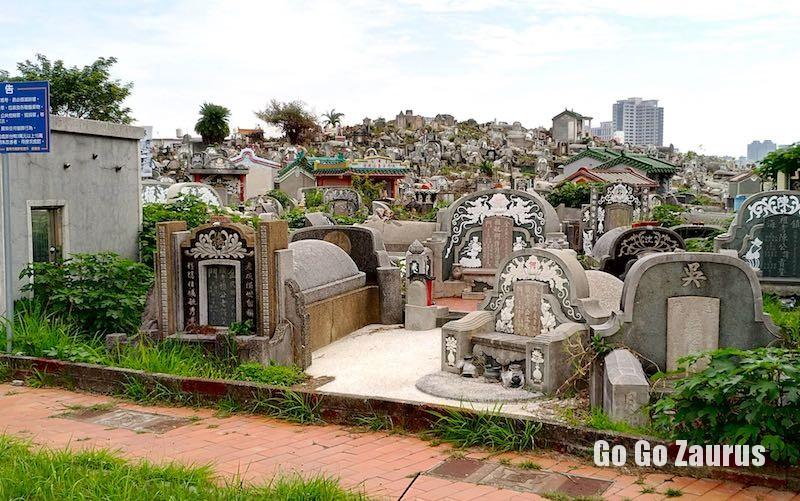 湯匙山墓地
