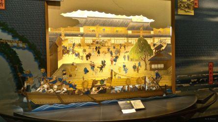 大阪市歴史博物館展示16