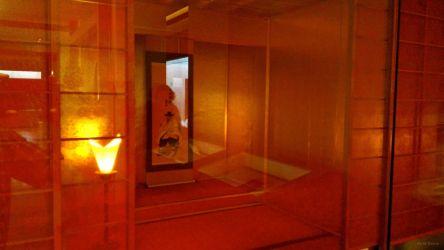 大阪城天守閣 秀吉 金の茶室