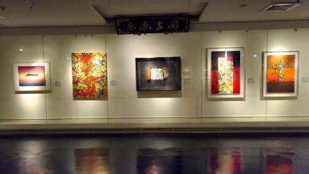 2階の展示1